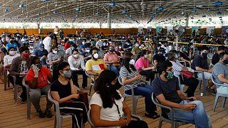الهند تسجل 37154 إصابة و724 وفاة جديدة بكوفيد-19