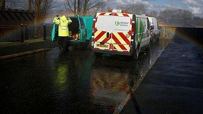 UK regulator allows water companies to raise prices temporarily