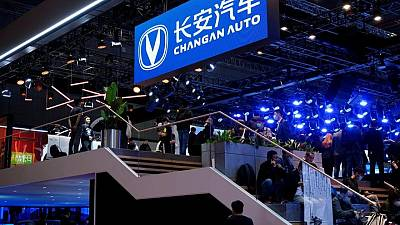 Chinese automaker Changan aims to list EV unit on STAR Market -sources
