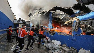 La OMS pide acceso humanitario a Gaza para ayudar a tratar a los heridos