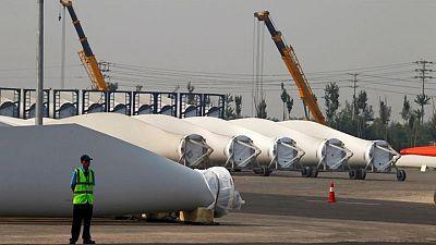 ¿El fin de los residuos de la energía eólica? Vestas presenta una tecnología de reciclaje de palas