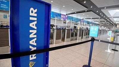 """Ryanair, """"molesta"""" con Boeing, teme que no haya entregas del modelo MAX antes del verano"""