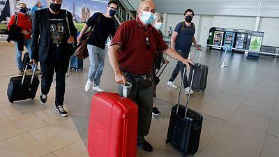 Hoy es el día: Los británicos regresan a Portugal tras el fin de la prohibición de viajar