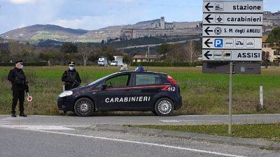 Operazione carabinieri contro titolare di un maneggio ad Assisi