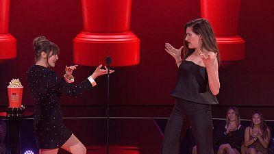 """""""WandaVision"""" arrasa en premios MTV de cine y televisión"""