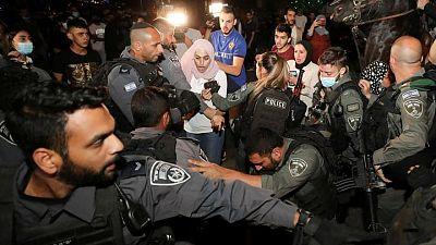 How East Jerusalem flashpoint Sheikh Jarrah got its own hashtag