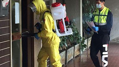 Vuelta a casa: la pandemia provoca el éxodo de ciudadanos chinos de una localidad italiana