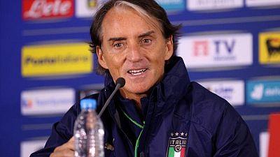 Mancini extiende su contrato como DT de Italia hasta 2026