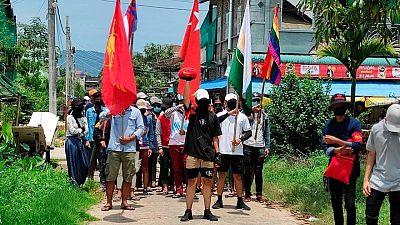U.S. imposes fresh sanctions on Myanmar - Treasury website