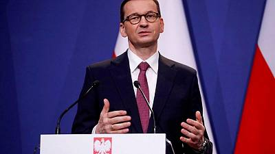 Polish PM sets off on tour to promote new economic plan
