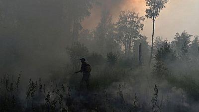 Deshielo del permafrost ártico e incendios forestales son creciente amenaza para el clima: estudio