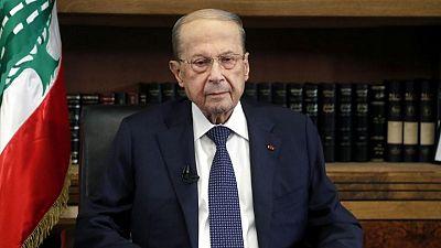 الرئيس اللبناني يقول الحريري غير مستعد لبحث تغييرات في الحكومة المقترحة