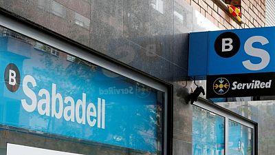 Sabadell espera que el ahorro de costes y los préstamos a empresas impulsen la rentabilidad