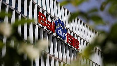 China's Baidu posts 25% rise in quarterly revenue