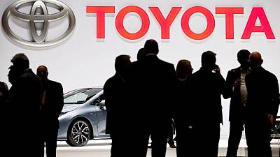 Mobileye, ZF team on advanced safety systems for Toyota