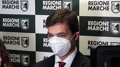 Marche, 'sempre oggi abbiamo raggiunto 500mila vaccinazioni'