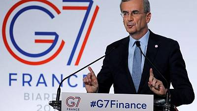 ECB's Villeroy plays down inflation risks, says ECB policy should stay very accommodative