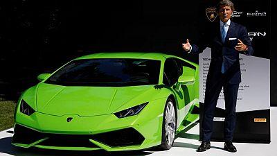 Lamborghini maps a cautious course toward electrification