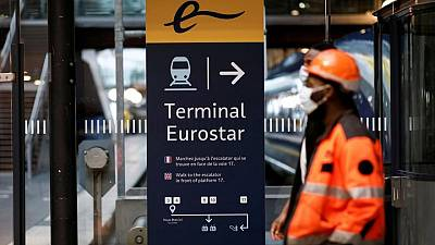 Eurostar secures 250 million pound refinancing deal to manage COVID-19 crisis
