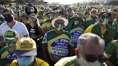 وزارة: وفيات كورونا في البرازيل تقترب من 440 ألفا