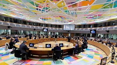 EU set to call for Israel-Palestinian peace talks with U.S., Russia