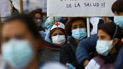 الأرجنتين تسجل 745 وفاة بكورونا في مستوى قياسي يومي