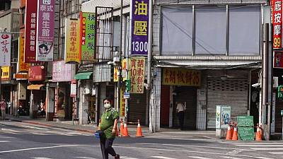 تايوان ترفع مستوى التحذير من كوفيد-19