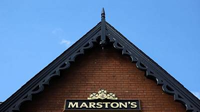 Marston's, M&B expect crowds back in pubs as curbs ease