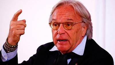 Tod's Della Valle: if I ever decided to sell it would be to LVMH, but no plan for now