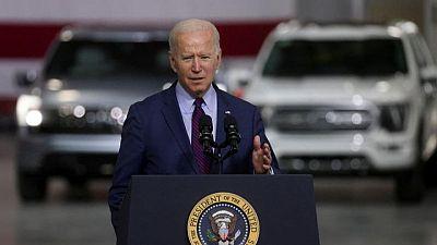 Analysis: Biden sticks to Israel-Gaza playbook, irking progressives and allies