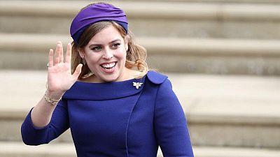 La princesa Beatriz, nieta de la reina Isabel, espera un bebé