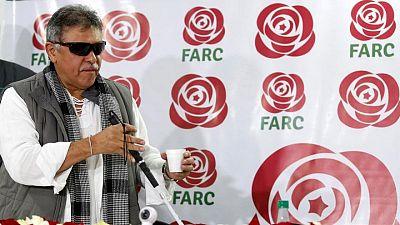 Líder de desmovilizada guerrilla colombiana de las FARC muere en Venezuela