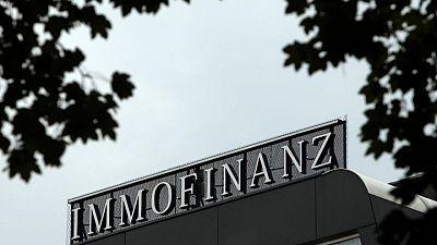 Austria's S Immo says rival Immofinanz's 1.1 billion euro bid is too low