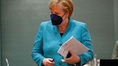 Merkel bemoans lack of EU expertise in chips, batteries