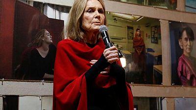La periodista Gloria Steinem gana el premio Princesa de Asturias de Comunicación y Humanidades