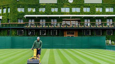 Organizadores de Wimbledon confían en poder recibir más de 25% de capacidad