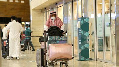 Saudi Arabia asks airlines to register traveller immunisation data