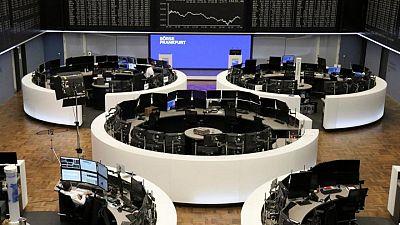 سوق الأسهم الأوروبية تشهد أسوأ يوم لها في أسبوع مع تزايد مخاوف التضخم