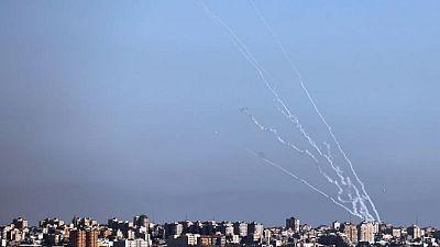 صواريخ غزة البدائية تربك الجيش الإسرائيلي المتفوق تكنولوجيا