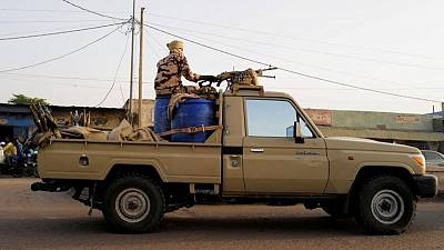 Chadian security forces clash with protesters denouncing military takeover