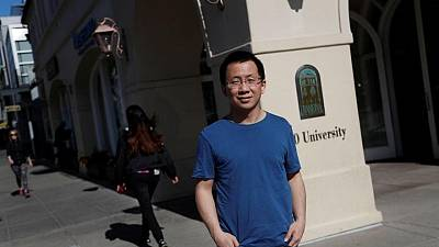 Exclusive: ByteDance co-founder Zhang Yiming to step down as CEO