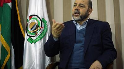 مسؤول من حماس يتوقع التوصل لتهدئة قريبا في غزة
