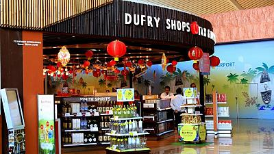 Dufry sees signs of travel recovery after Q1 turnover plunge