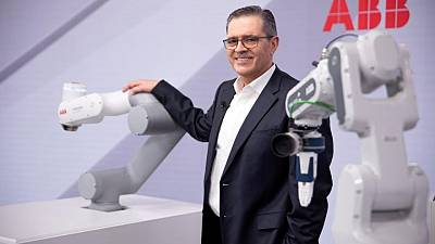 Construction's 'perfect storm' is a boon for ABB's robots