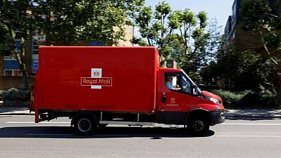 Royal Mail withholds forecast as parcel demand tapers after strong year