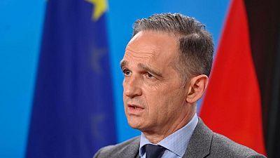 وزير خارجية ألمانيا يؤيد حق إسرائيل في الدفاع عن نفسها