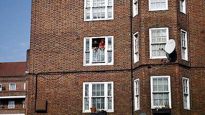 Regreso a la ciudad: Los británicos compiten por apartamentos en la ciudad