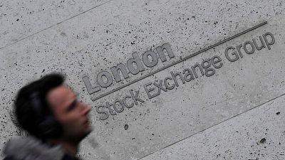 FTSE 100 rises on industrials boost; Trainline slumps