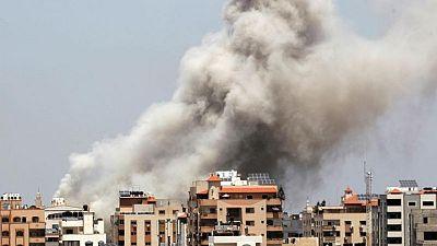 Blinken arrives in Israel to try to bolster Gaza ceasefire