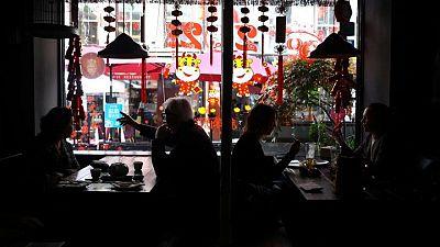 UK restaurant bookings jump after indoor dining restarts